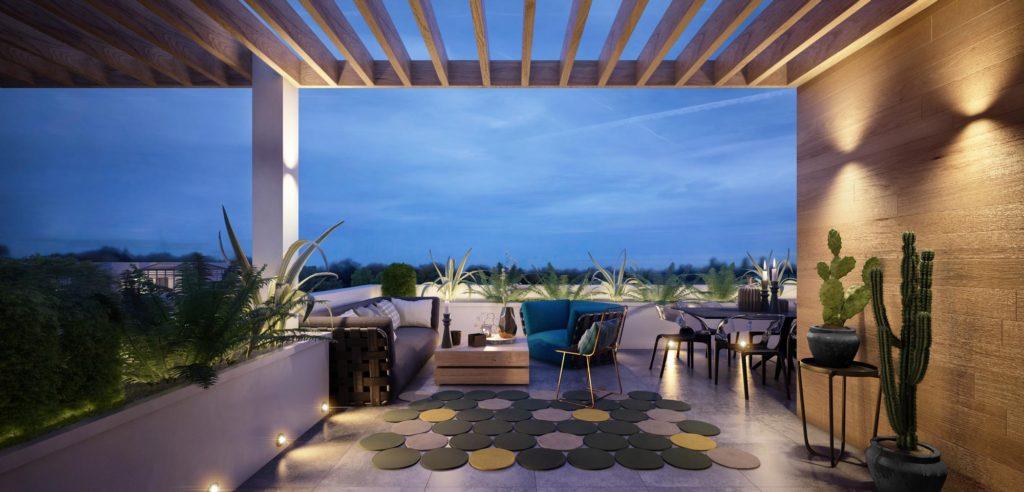 "Appartements à vendre Ferney-Voltaire ""Garden-Park""-terrasse-jardin-garden-Verger"
