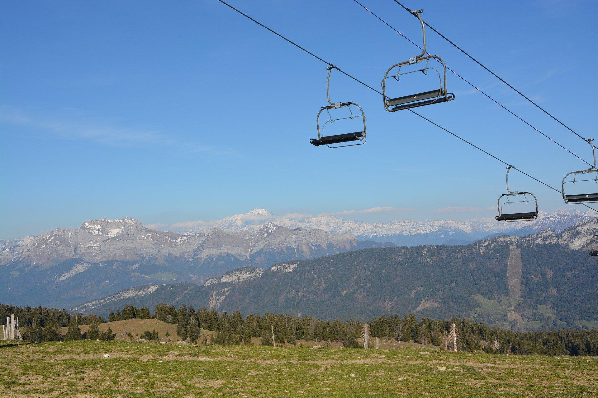 Grand Genève en France voisine, Annecy ski