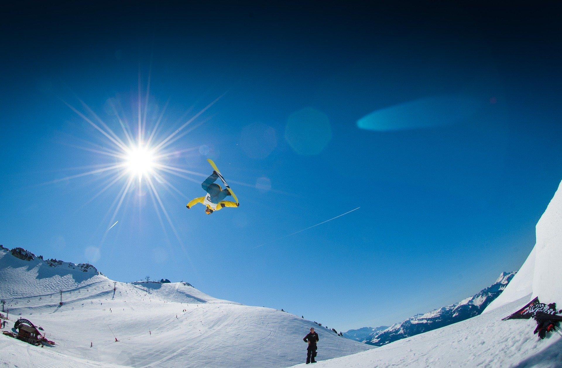 Grand Geneve en france voisine, sport d'hiver et ski