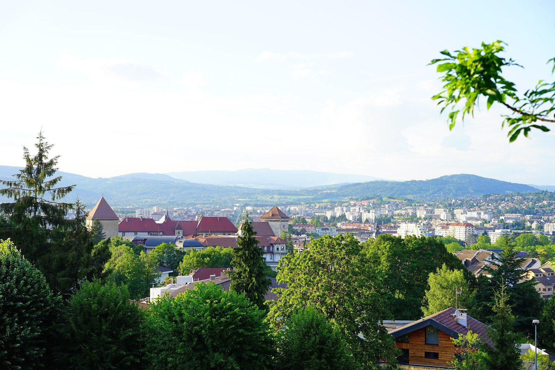 Grand Genève en France voisine, Annecy le vieux