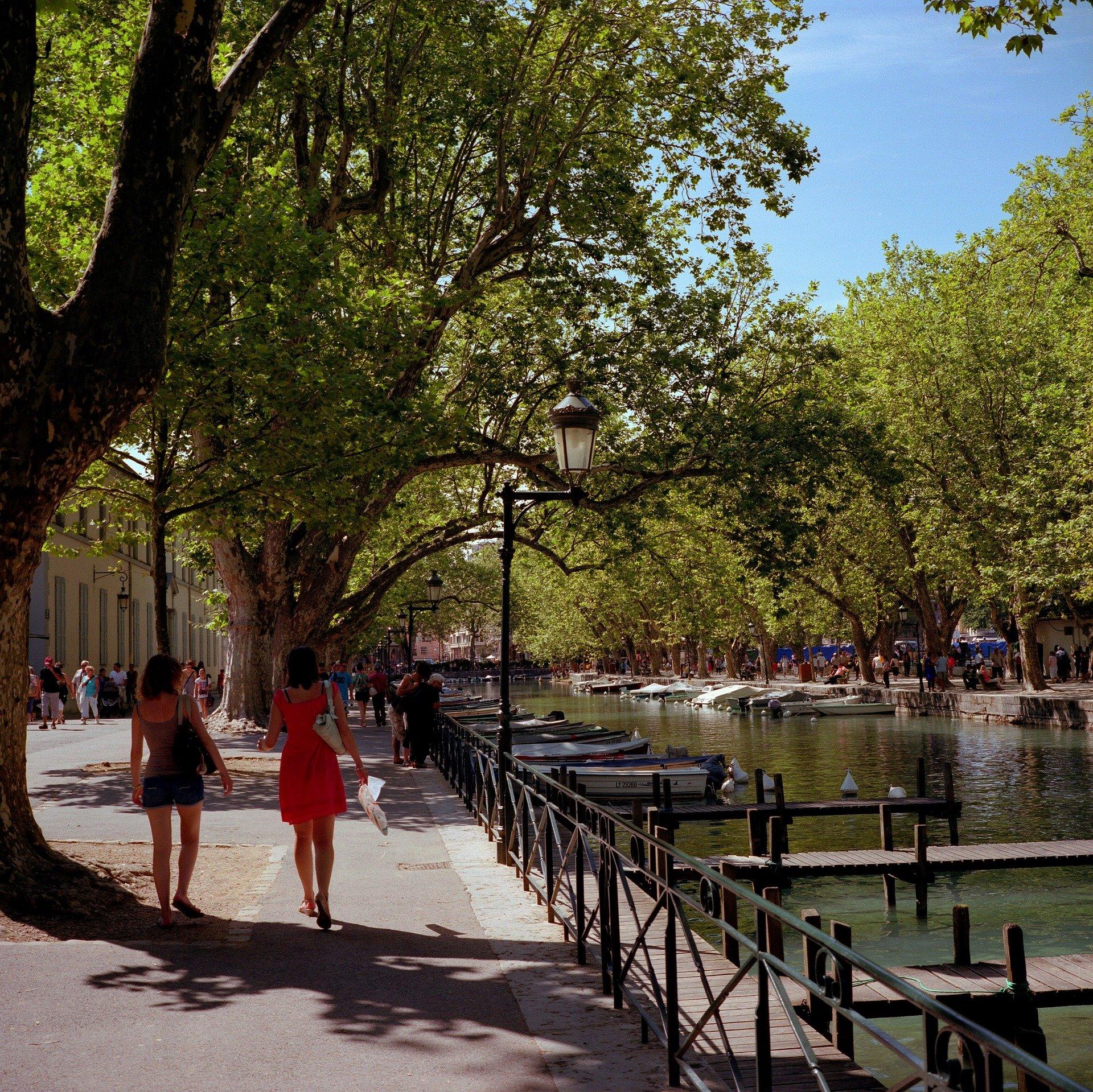 Grand Genève en France voisine, Annecy ballade