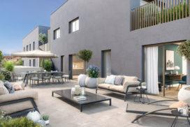 A vendre appartements neufs à Ambilly proche frontière-vita-terrasse