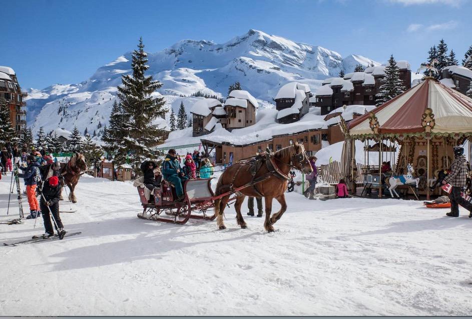 Grand Geneve France voisine ski neige
