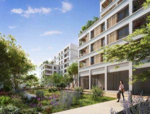 A vendre appartements Neufs à Ambilly-ARCHIPEL-74-ecoquartier-atols
