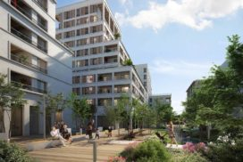 A vendre appartements Neufs Ambilly-ARCHIPEL-74-ecoquartier