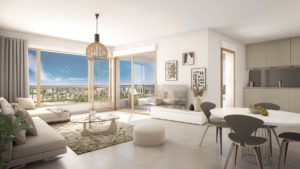 A vendre appartements neufs Ambilly-ecoquartier-interieur