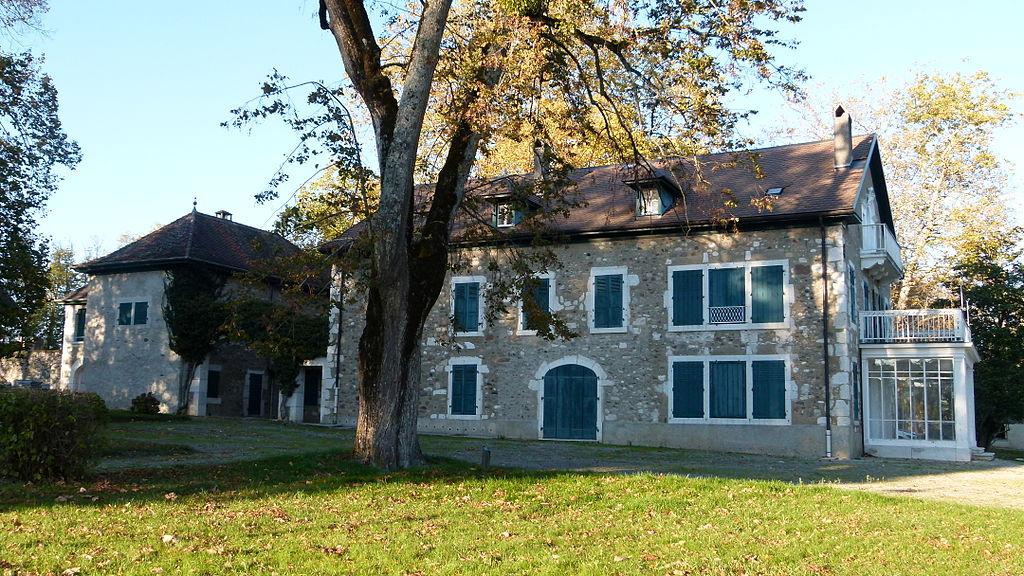 Prevessin-Moens-parc-du-chateau